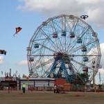 Coney Island et godt sted for afslapning og sjov
