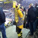 tyske fodbold fans - fodboldtur - stadion - BVB