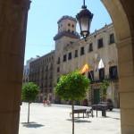 Rådhus i Alicante Spanien