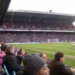 Fodboldtur fodboldfans england crystal palace london