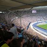 Berlin fodboldtur fodboldfans