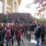 frankfurt fans tyske fans fodbold