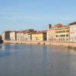Fiume Arno floden