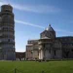 Det Skæve Tårn Pisa