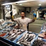 Mercando Central Alicante Spanien