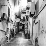Back Street of Alicante