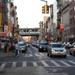 NY Street - Chinatown
