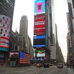 Times Square - NYC - Manhatten