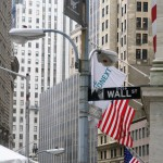Wall Street - Finans gaden i New York - Stock